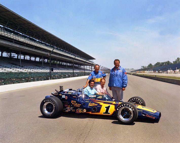 Indianapolis 500 date