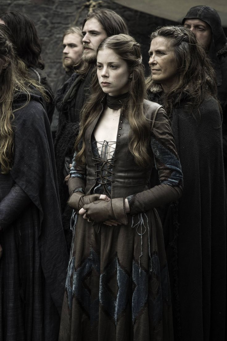 "Myranda in Game of Thrones Season 5 ""High Sparrow"""