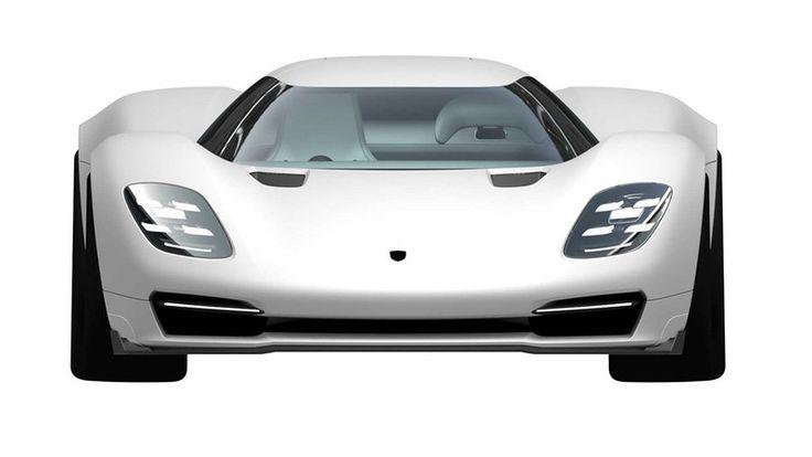 残念 ポルシェが出願した特許画像は 918スパイダー後継ではない と公式に否定 今のところ はコンセプトカーのひとつにとどまる ポルシェ コンセプトカー カレラgt