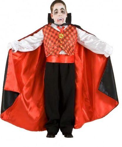Костюм вампира для мальчика