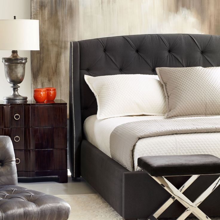shop for the bernhardt interiors beds king jordan wing bed at belfort furniture your washington dc northern virginia maryland and