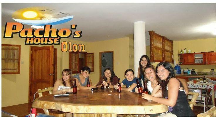 Estamos ubicados en Olon, provincia de Santa Elena. A un lado de la Iglesia de Olón; y a dos cuadras de la playa, una de las más hermosas de Ecuador. Contamos con habitaciones confortables, con baño privado, TV DirecTv, Área Social.