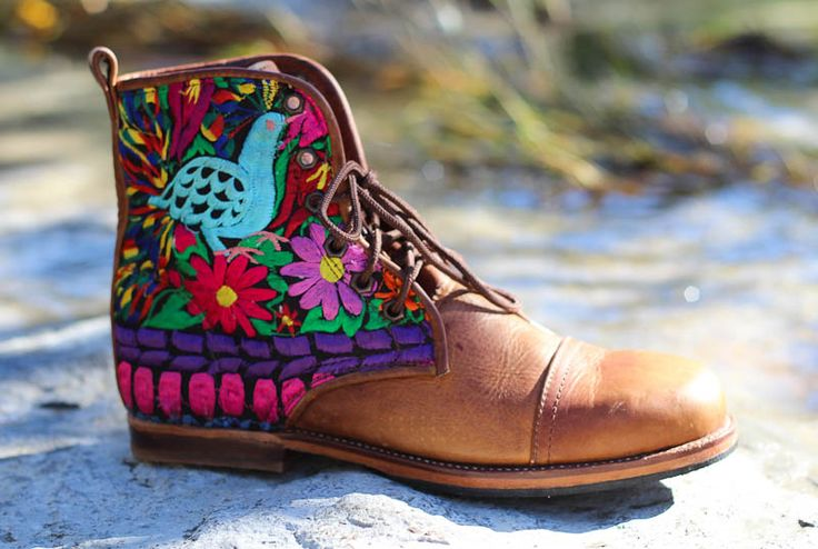 Cool Detailing on boots