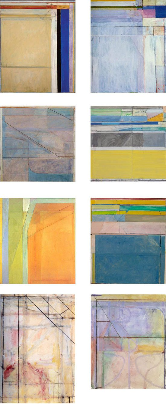 Richard Diebenkorn works                                                                                                                                                                                 More