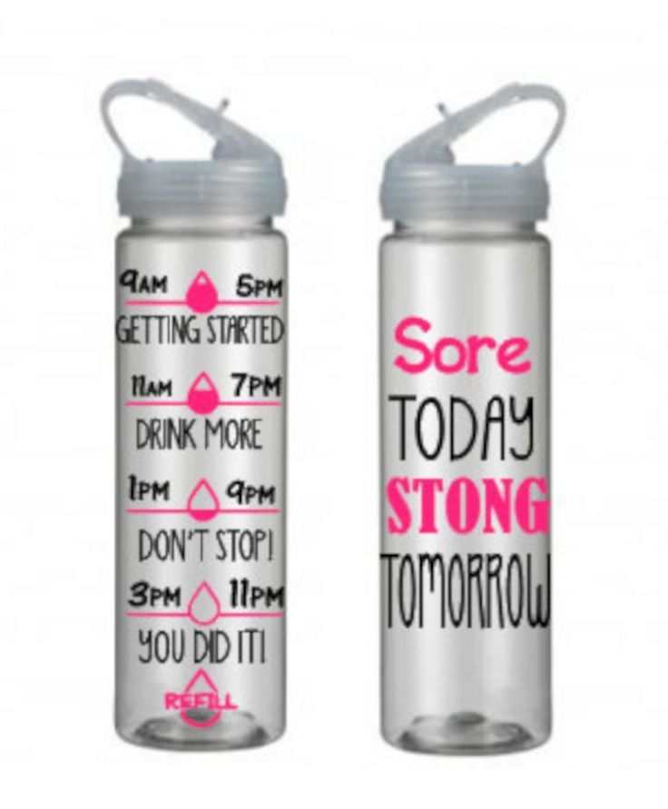 60 Creative Diy Personalized Water Bottle Ideas Motivational