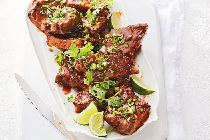 Slow Cooker Kansas Ribs—These ribs are packed with flavour but if you're looking to reduce your sugar intake, substitute a cup of strained tomatoes for the ketchup.