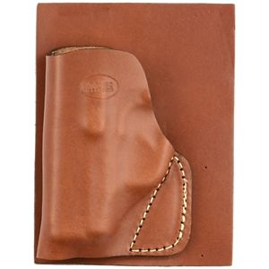 Hunter Company Leather Pocket Holster - Brown - Kahr P380