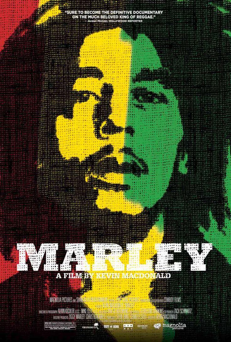 Bob Marley : Marley The Movie DVD