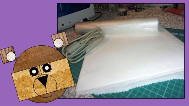 Подробный МК по созданию сумки из фетра с машинной вышивкой