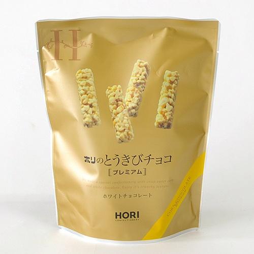 HORI ホリ とうきびチョコ プレミアム 10本入[北海道お土産]【楽天市場】corn,White chocolate