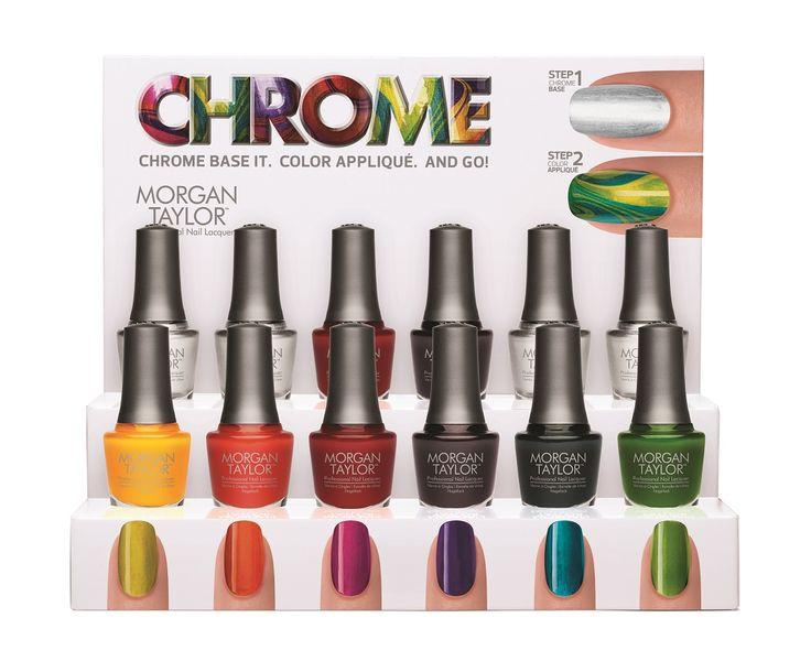 A 2015. Év Professzionális újdonsága verseny októberi nevezői - te kipróbáltad már őket? Akkor ne felejtsd el értékelni is nálunk a csillagok segítségével!  Nail Harmony Chrome körömlakk Link: http://www.remeka.hu/index.php/component/k2/item/963-nail-harmony-chrome-koromlakk