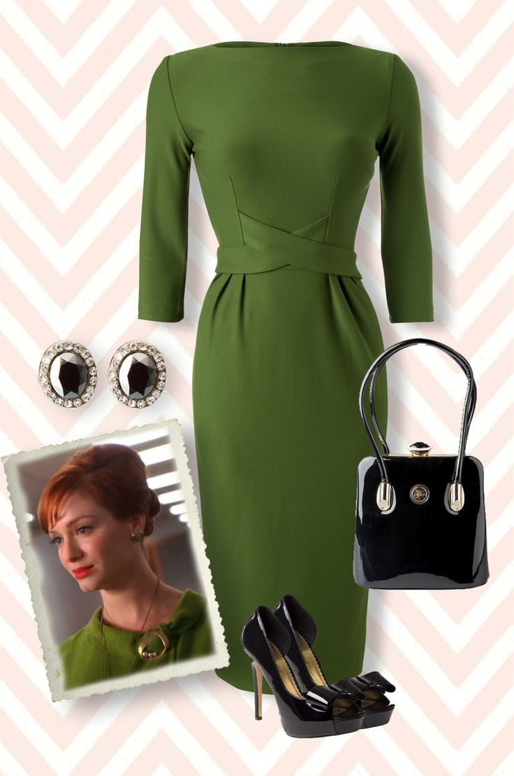 We are just mad about this Elegant & Chic vintage look!