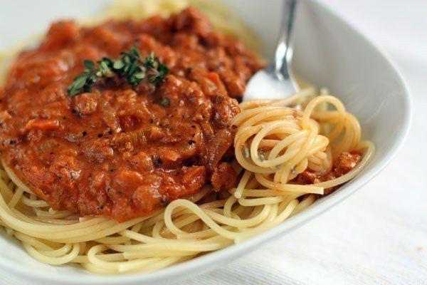 Спагетти болоньезе|Рецепты