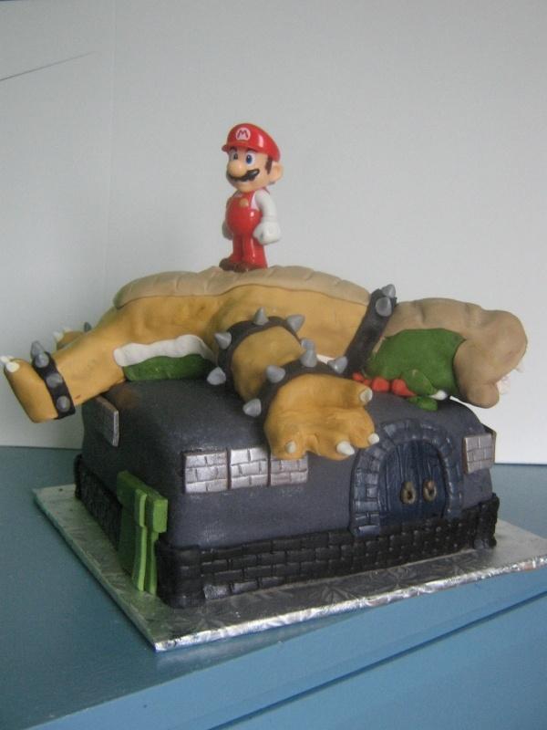 Mario Cake lol!