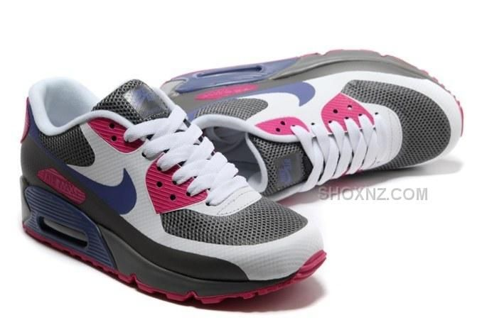 http://www.shoxnz.com/2015-cheap-air-max-90-hyperfuse-prm-womens-shoes-for-sale-grey-white-red.html 2015 CHEAP AIR MAX 90 HYPERFUSE PRM WOMENS SHOES FOR SALE GREY WHITE RED Only $89.00 , Free Shipping!