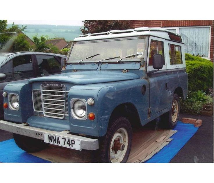 1976 LAND ROVER SERIES 3 For Sale