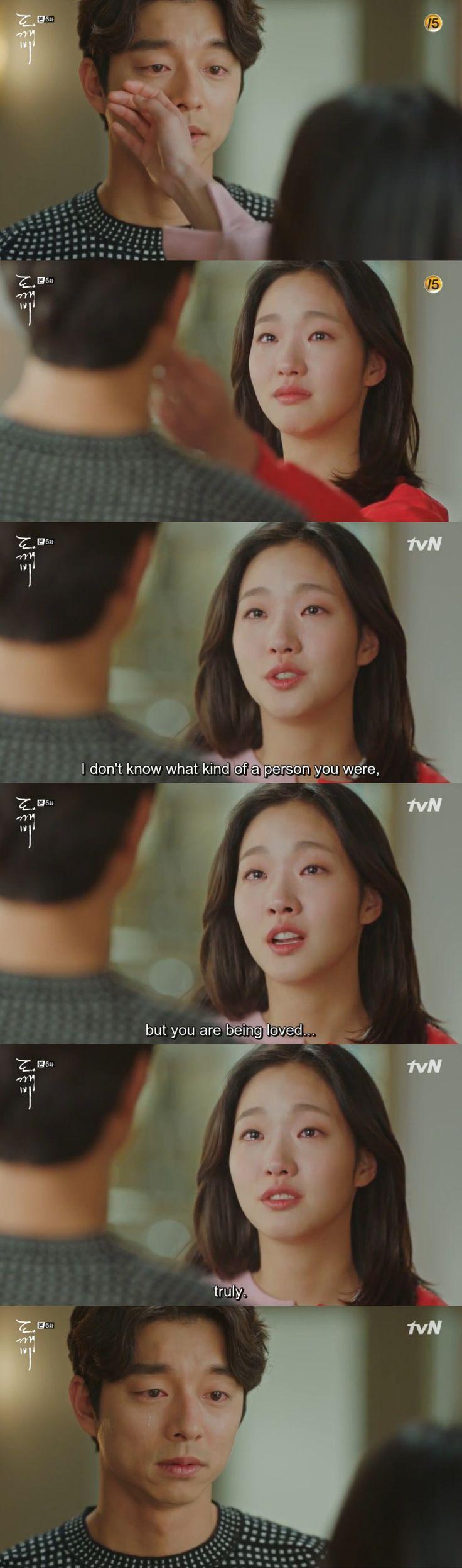 Goblin  ❤ Gong Yoo and Kim Go Eun