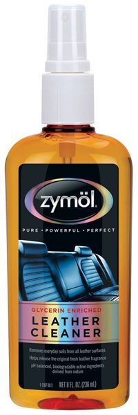 Zymol Leather Cleaner 8 oz.: Zymol Leather Cleaner safely and effectively cleans fine automotive leathers… #CarParts #AutoParts #TruckParts