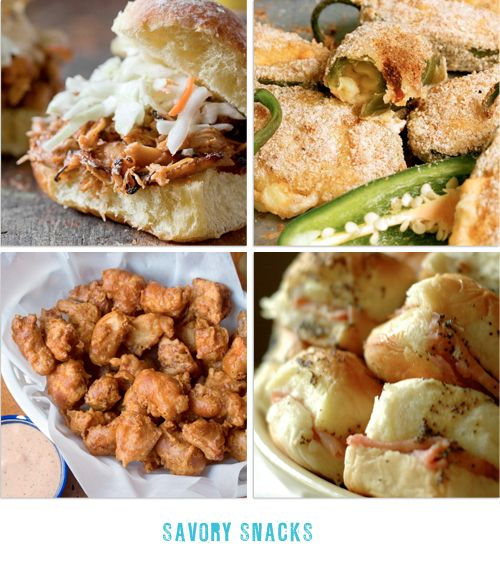 DixieCaviar -- Savory Snacks/Heavy Appetizers (AKA Tailgating classics in the South!!)