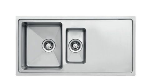 Ukinox Kitchen Sinks | Micro Flat Series – Inset Slim-Top
