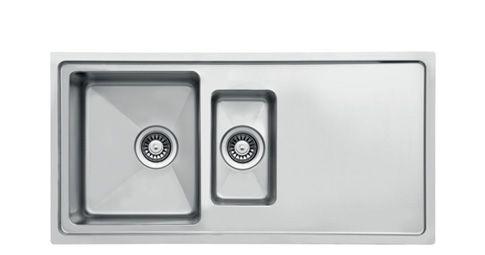 Ukinox Kitchen Sinks | Micro Flat Series / Inset