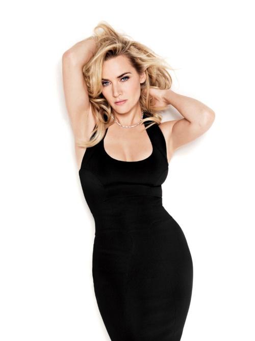 Kate Winslet - Glamour by Matthias Vriens-McGrath, April 2011
