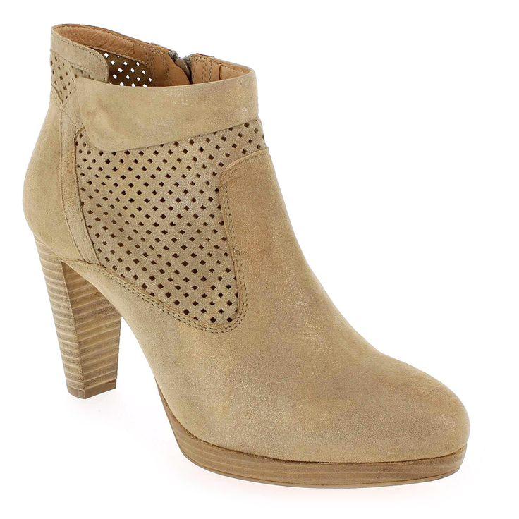Chaussure Rosemetal J0967A Camel 4685201 pour Femme | JEF Chaussures