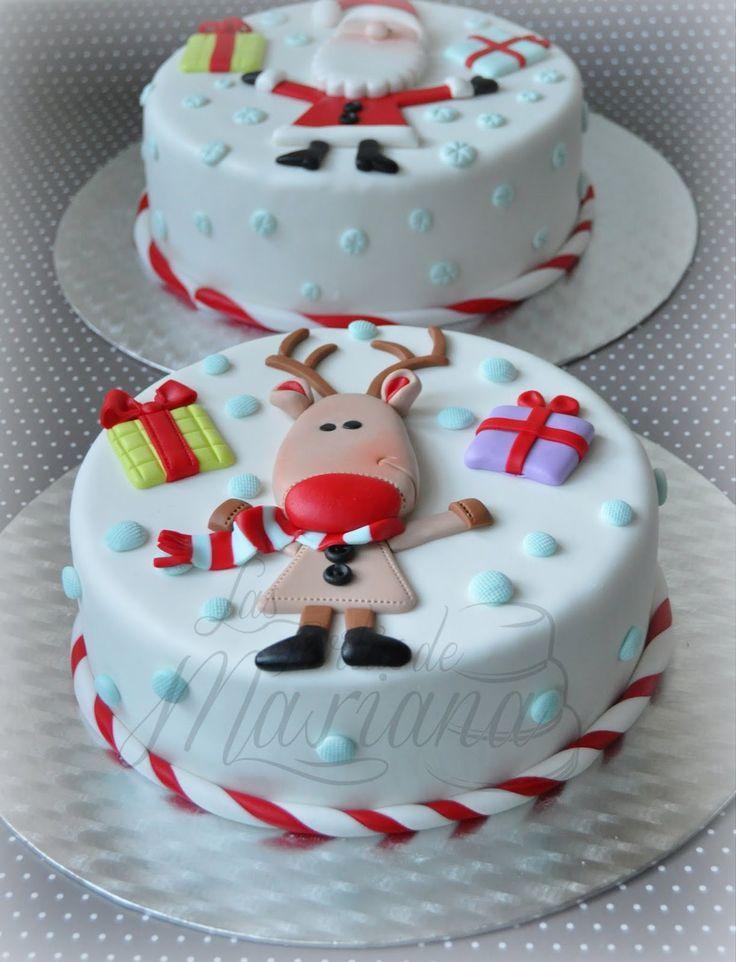 Image result for tortas navideñas