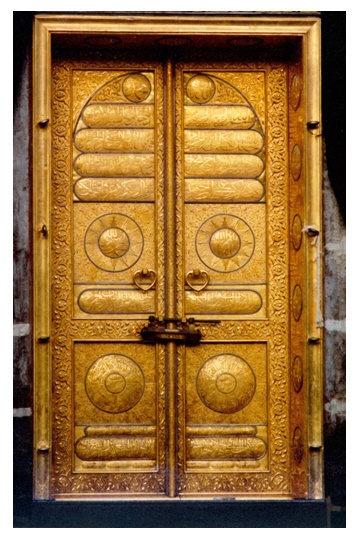 Kaaba Door. باب الكعبة
