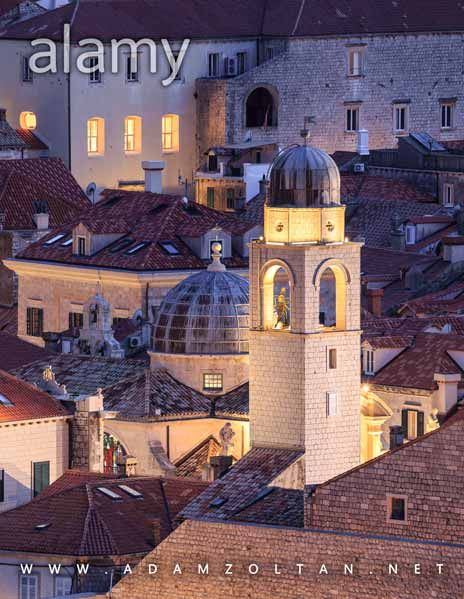 Rooftops in Dubrovnik, Croatia - All rights reserved - Copyright © Adam Zoltan http://adamzoltan.net