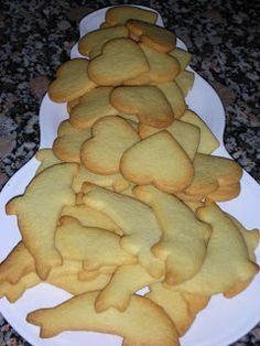 THERMOMIX Receta Galletas de mantequilla para La Cultura del Tupper