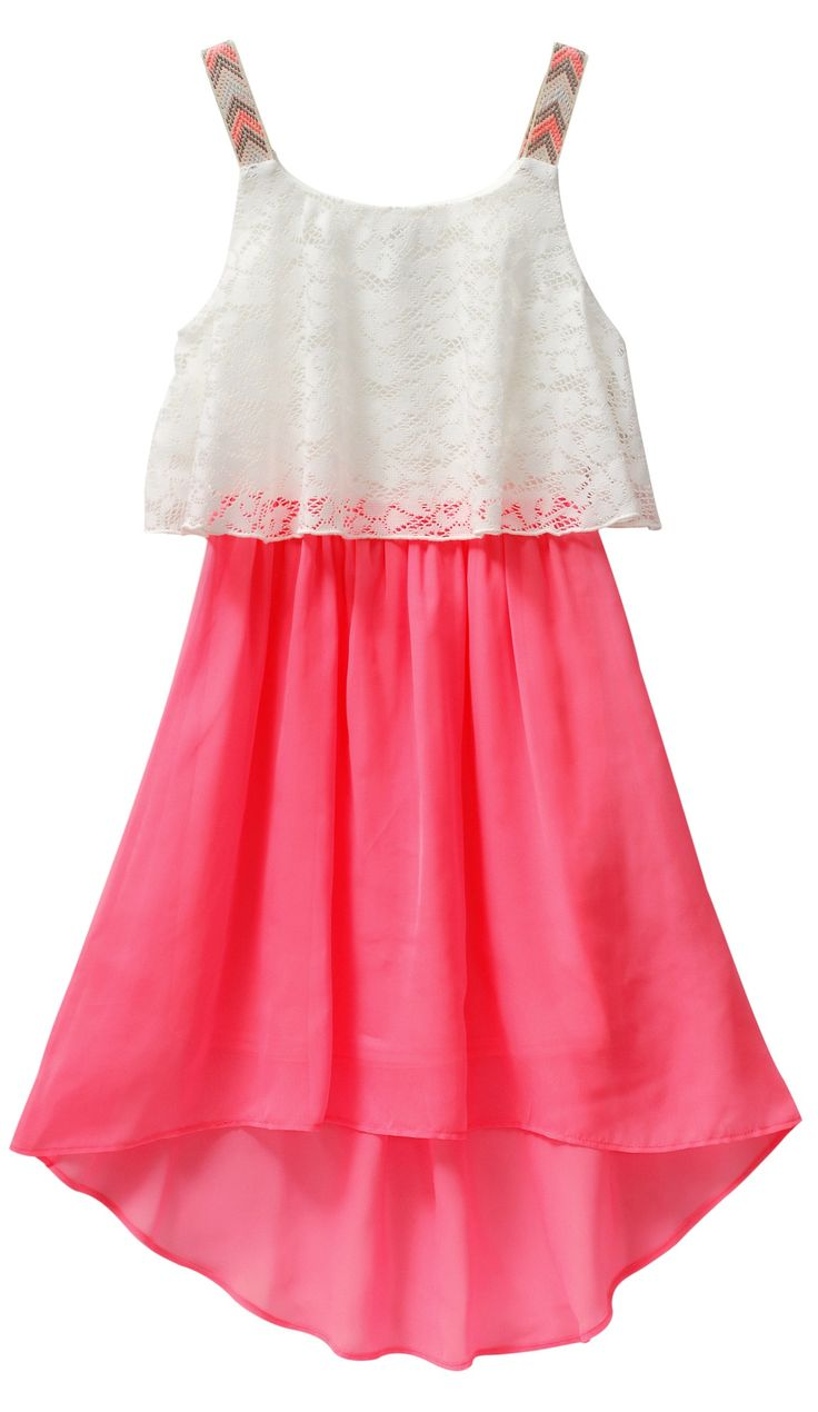 Fabulous spring dress for #tween girls. This and other #EmilyWest dresses are perfect for girls sizes 7-16. Thanks to Stage Stores for partnering with us to give you 20% off. Just use the link on this pin to get your discount…