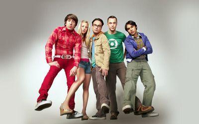 The Big Bang Theory wallpaper