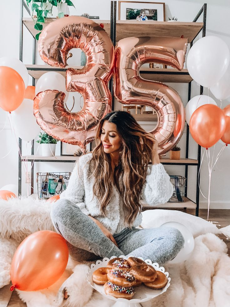what to do for my 35th birthday