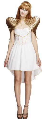 Fever Glamorous Angel Adult Costume