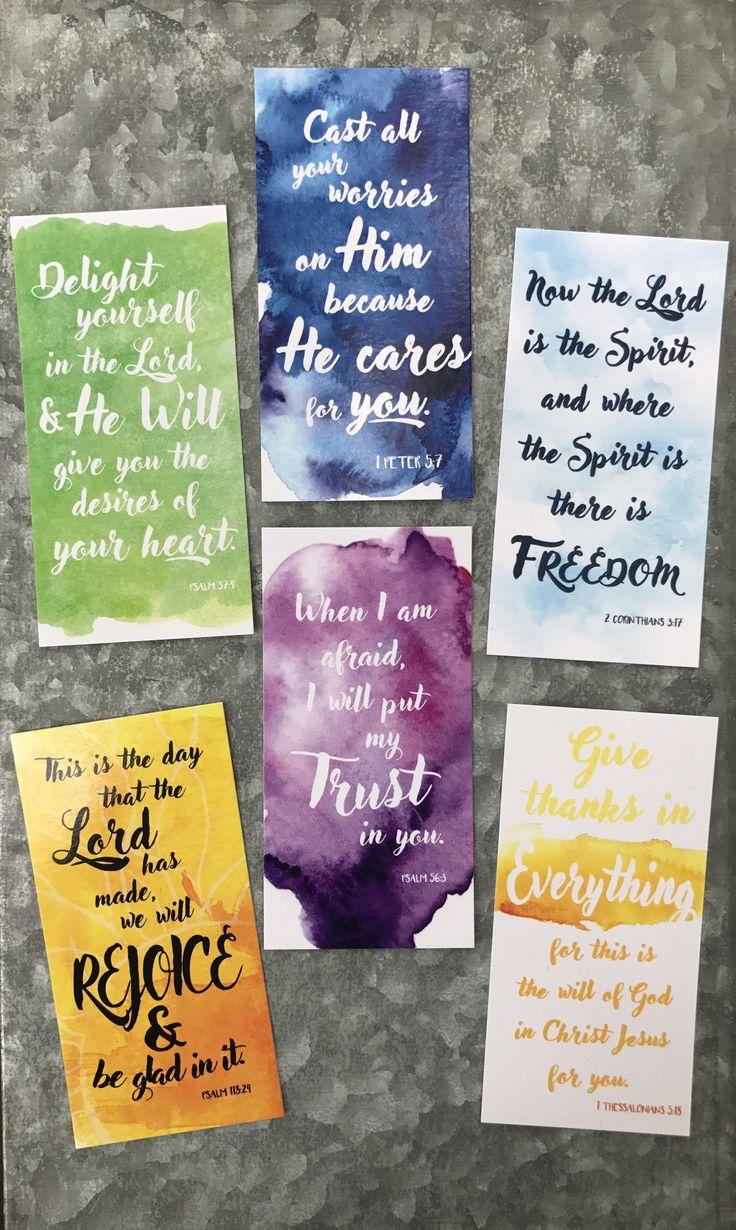 57 Best Scripture Card Ideas Images On Pinterest Card Ideas