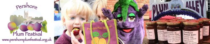 Pershore Plum Festival | August Bank Holiday Weekend