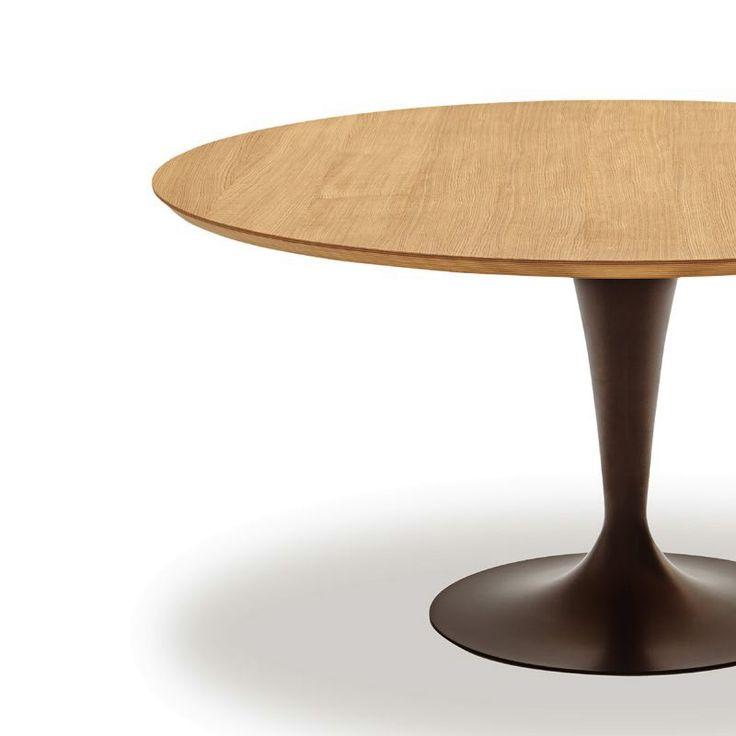 Table Ronde Bois Design