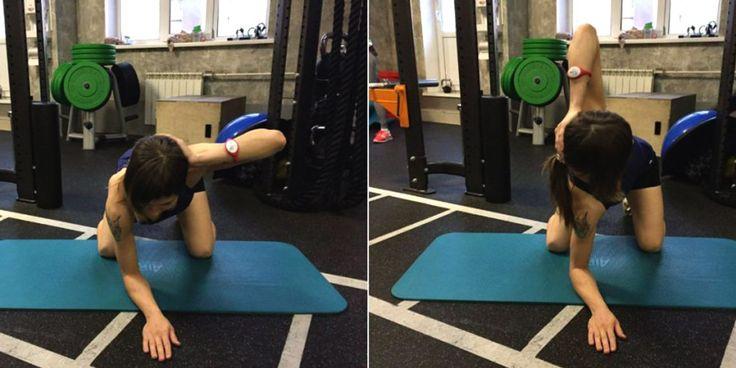 Как развить гибкость верхней части спины и зачем это нужно