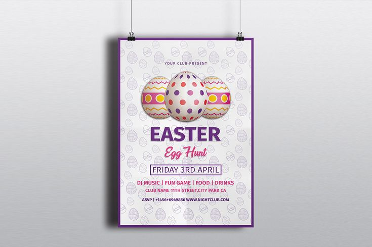 Excited to share the latest addition to my #etsy shop: Easter Egg Hunt Flyer Template, Easter Invitation, Happy Easter Party Flyer, Photoshop, Elements and MS Word Template, Instant Download http://etsy.me/2tmw0pU #papergoods #easter #easterflyer #easteregghunt #easter