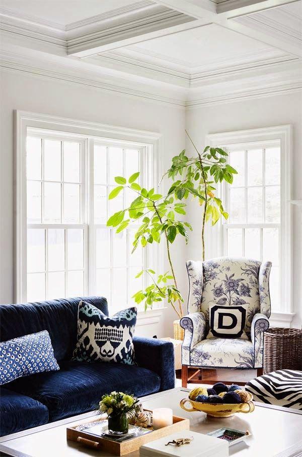 La casa perfecta de una bloguera de decoración · The perfect home of a décor blogger