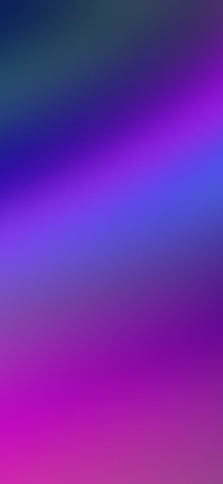 Градиент обои на телефон фиолетовый