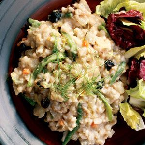 Healthy Slow Cooker Recipes - Easy Recipes for Slow Cooker - barley risotto, yum!