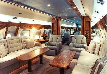 Private Jets & 1st Class