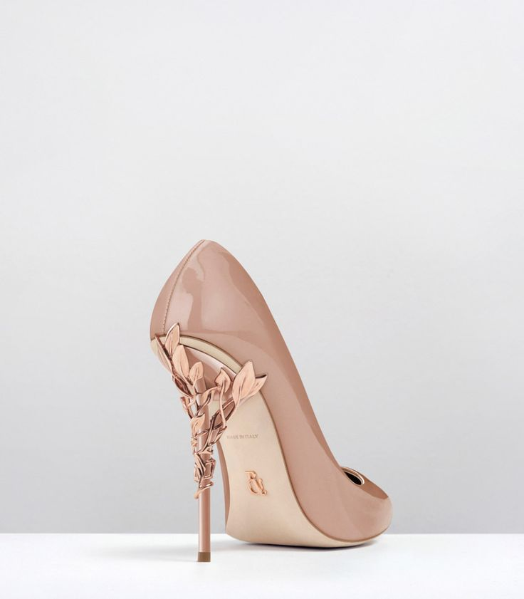 Ralph Russo Eden Heel Pump Perfect For A Bridal Shower