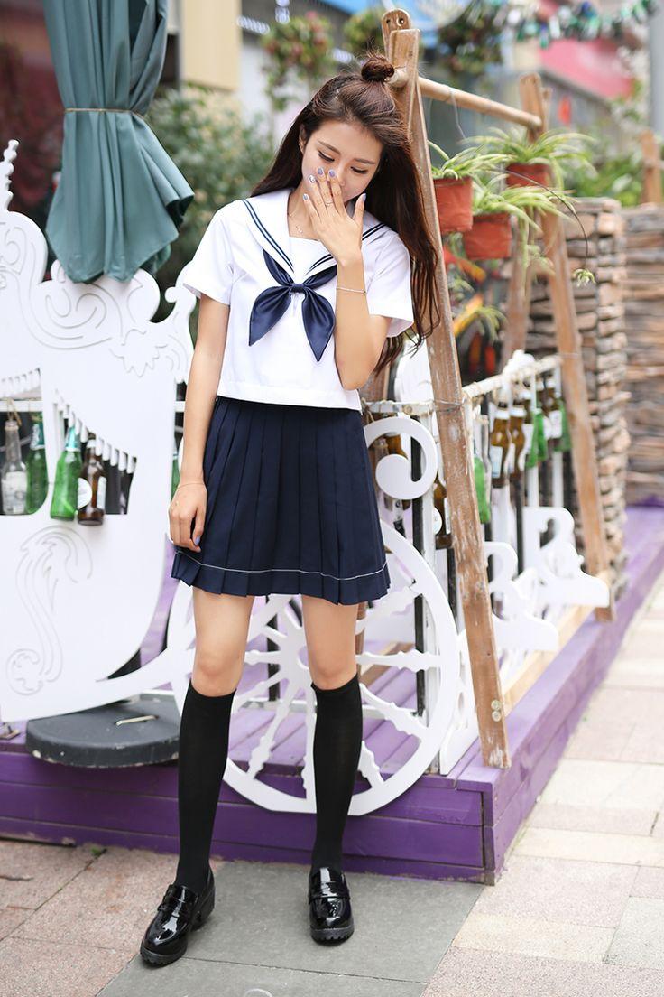 японская JK форма - лето
