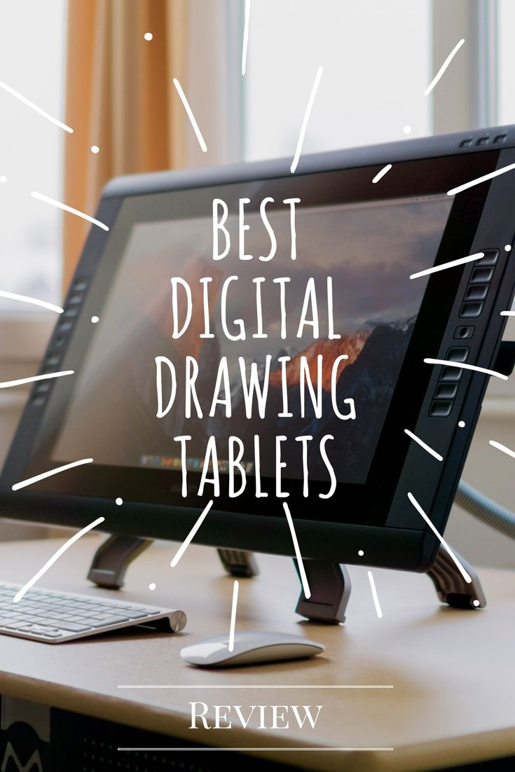 Review of the best digital drawing tablet