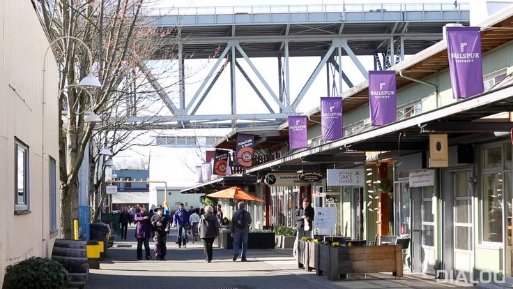 Industrial Revolution: The Design and Influence of Granville Island