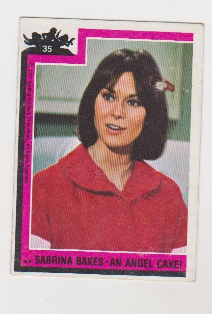 Kate Jackson Sabrina Charlie's Angels trading card by GrrlPickers, $2.00