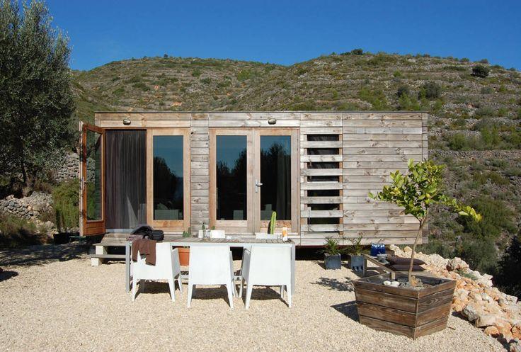 10 casas #prefabricadas: económicas y #sostenibles https://www.homify.es/libros_de_ideas/129523/10-casas-prefabricadas-economicas-y-sostenibles